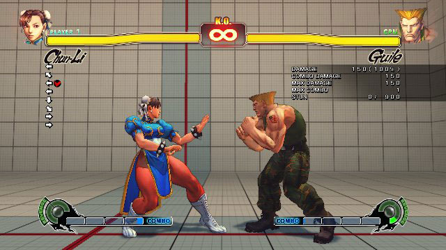 Chunli vs guile